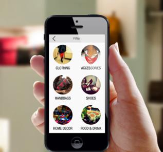 Wooplr app social shopping