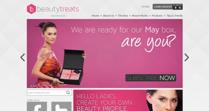 beautytreats site