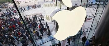 Apple China sales 2013