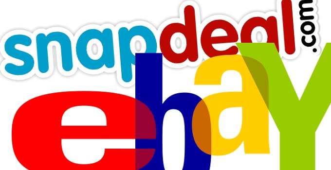 eBay and SnapDeal