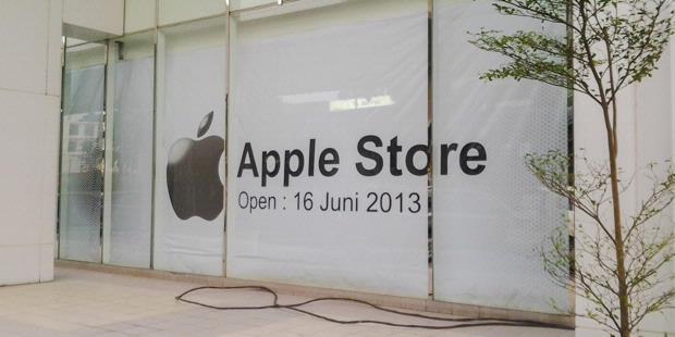 fake apple store indonesia 1