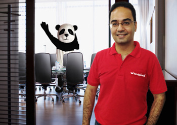 foodpanda co-founder