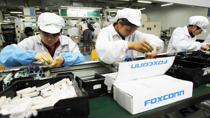 Foxconn denies more iPhone strikes - Hardware - iTnews |Foxconn Factory Iphone