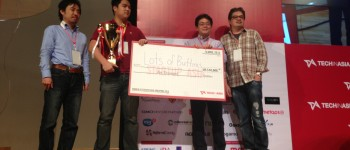 LotsofButtons - Startup Asia Startup Arena Singapore 2013 Winner