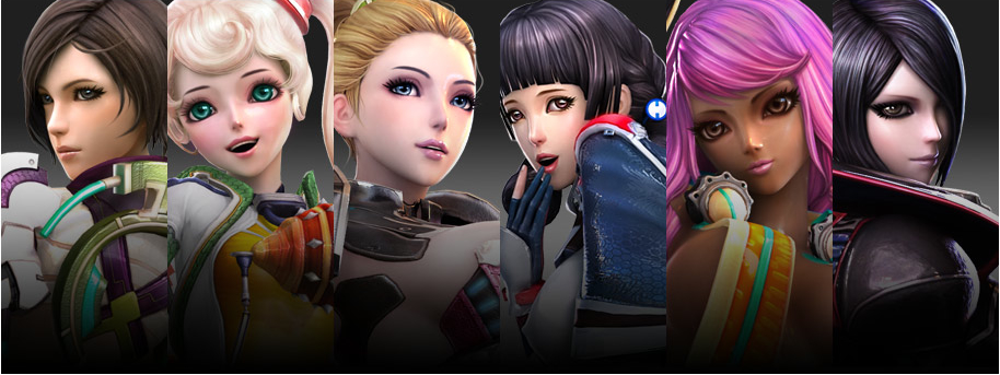Koreas Quasi-Porn Game Queens Blade Online Is Coming -7542