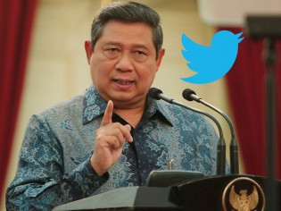 sby twitter