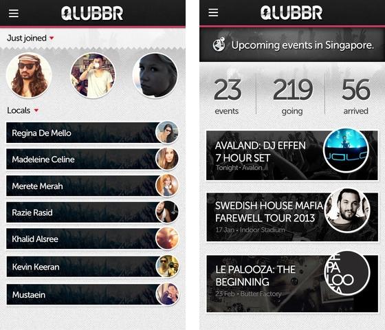 Singapore social dating app