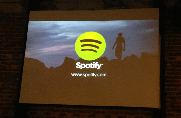 spotify launch