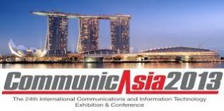 CommunicAsia 2013