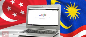 Google Chromebooks launch in Singapore and Malaysia