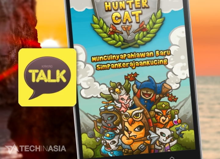 KakaoTalk now has 20 million monthly active users on its social games