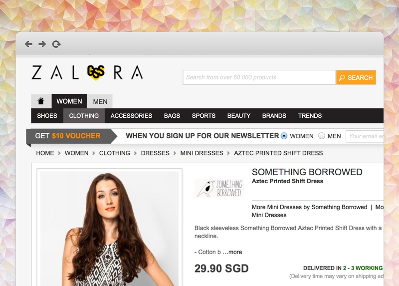 Rocket Internet's Zalora