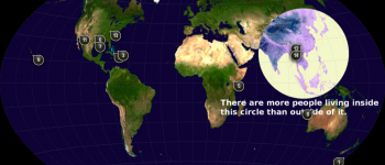 If More Than Half the Population of the World Lives in This Circle, Asia is the Future of Startups
