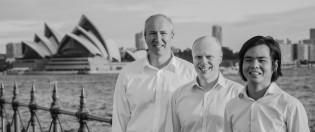 Sydney Seed Fund team