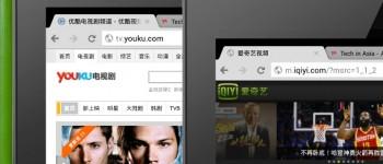 Youku Tudou, iQiyi mobile viewers