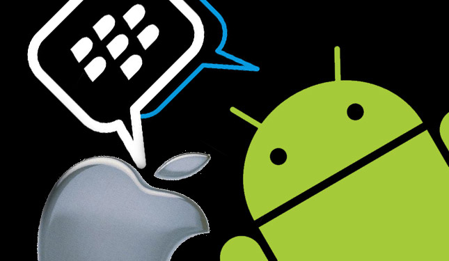 Blackberry Messenger launches on iOS and Android  Now what?
