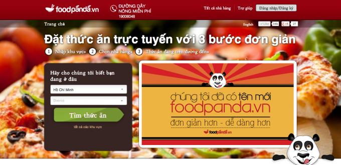 foodpanda vietnam