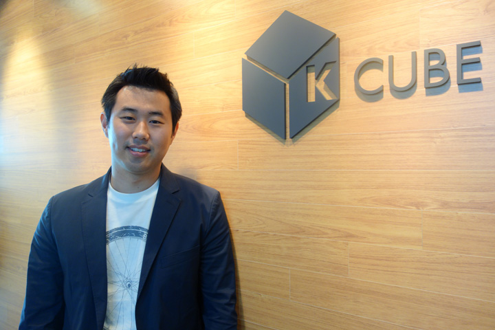 Jimmy Rim, CEO at K Cube Ventures