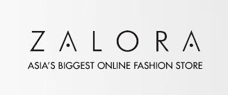 Zalora explains cash on collection trial with 7 eleven and its zalora logo reheart Image collections