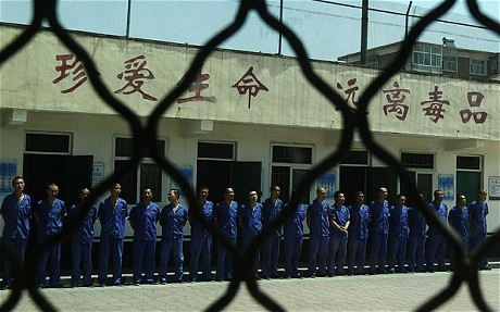 Image result for Prison in china