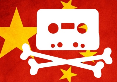 Digital music sales in China