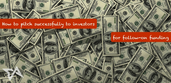 How to pitch to investors