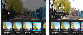 China Jiepang branded photo Filters