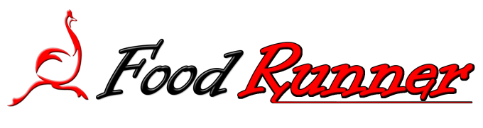 New Food Runner Logo Red