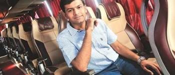 Redbus CEO Phanindra Sama