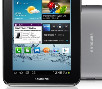 Samsung tablet sales in India