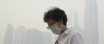 Singapore Haze on social media