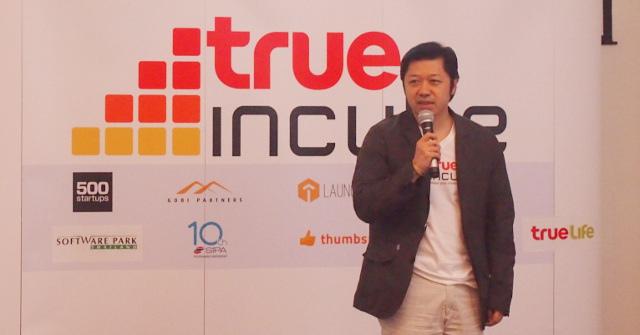 Thailand, TRUE Incube incubator launch