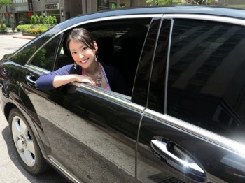 Uber Launches in Taiwan