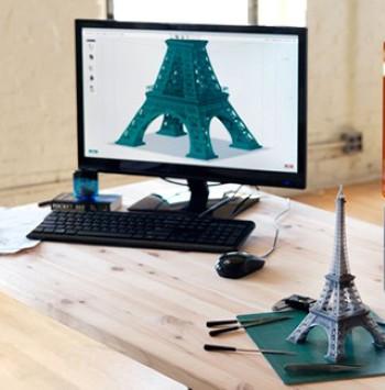 3d Eiffel