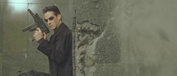 Zhou Hongyi Wants to Shoot Penguins (i.e. Tencent) Like Neo from The Matrix