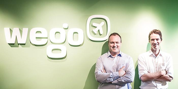 wego co-founders
