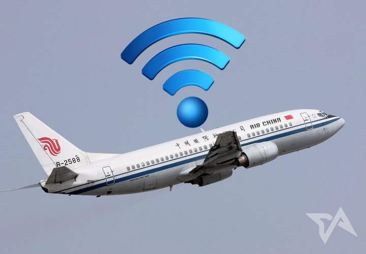 Air China Free In-Flight Wifi