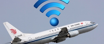Air China In-Flight Wifi