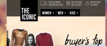 Australian e-store The Iconic