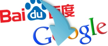 Baidu vs Google in China