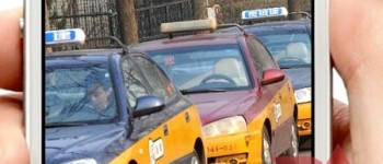 China taxi finder apps