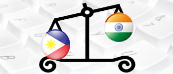 Philippines vs India in BPO