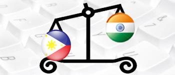 Philippines vs India in BPO
