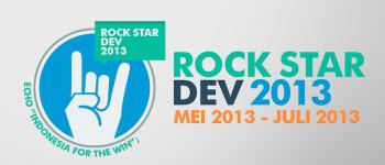 TeknoJurnal's Rock Star Dev 2013