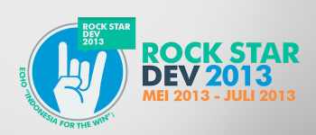 TeknoJurnal's Rock Star Dev 2013