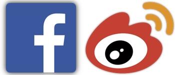 Weibo Facebook login