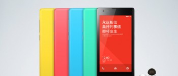 Xiaomi Red Rice launch