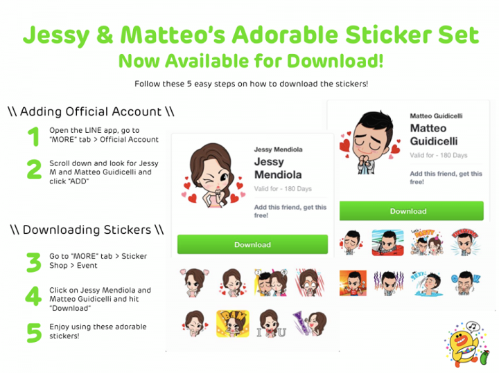 stickers line ph