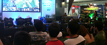 Audience during the Pinoy Gaming Festival 2013