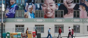 Asian American Diaspora on social media